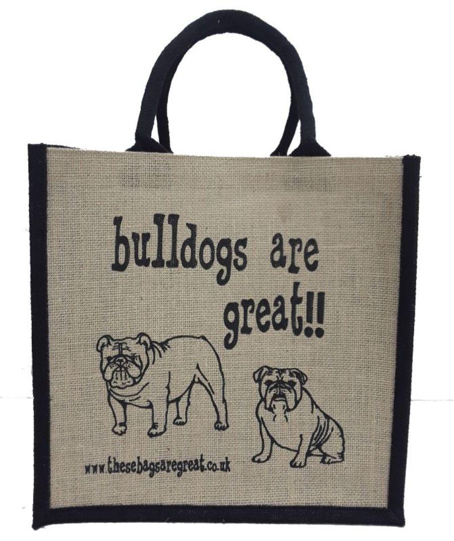 Bulldogs are Great Bag