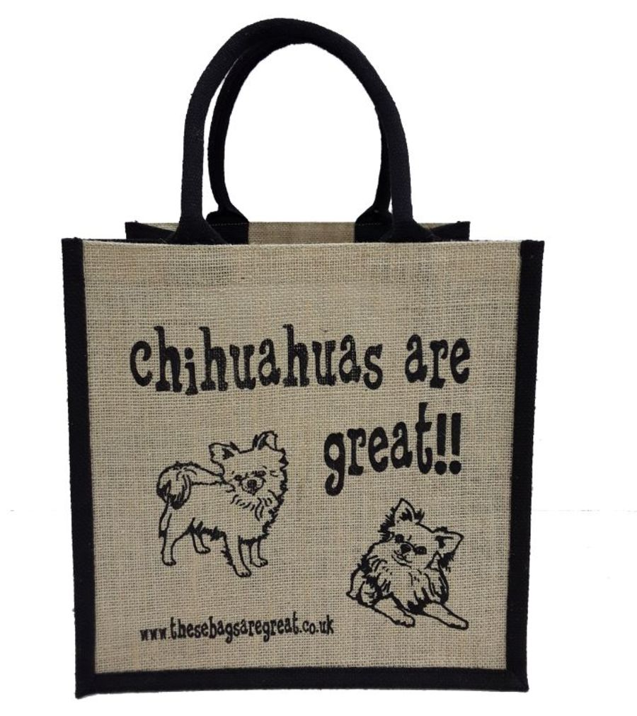 Chihuahuas (Longhaired) are Great Bag