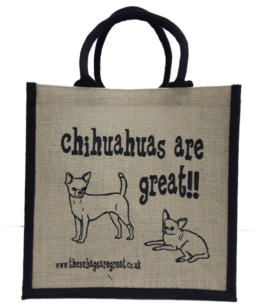 Chihuahuas (Shorthaired) are Great Bag