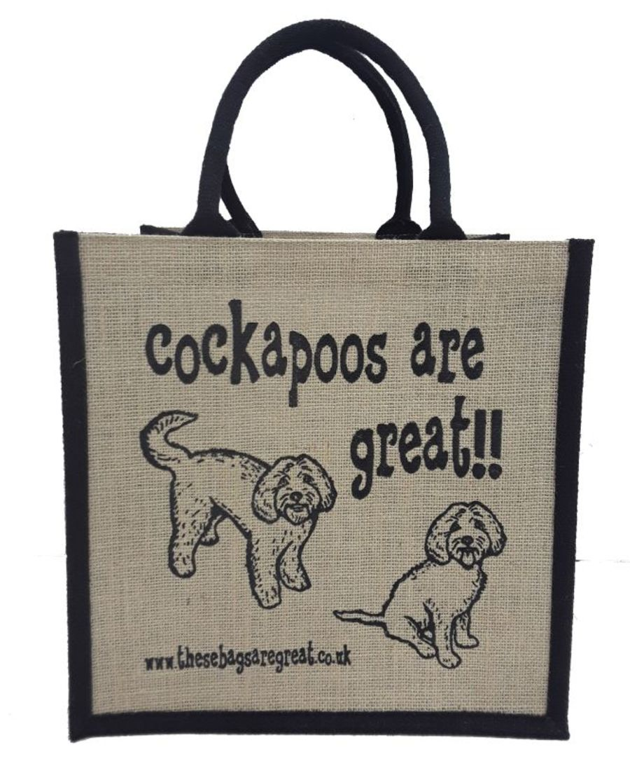 Cockapoos are Great Bag