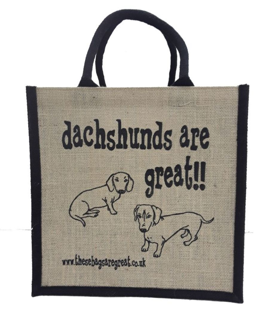 Dachshunds (Shorthaired) are Great Bag