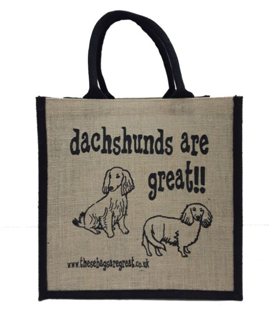 Dachshunds (Longhaired) are Great Bag