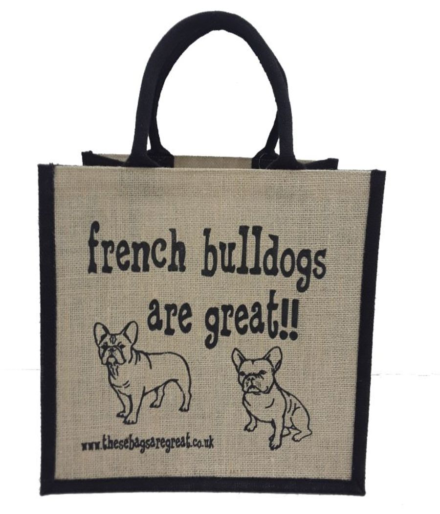 French Bulldogs are Great Bag