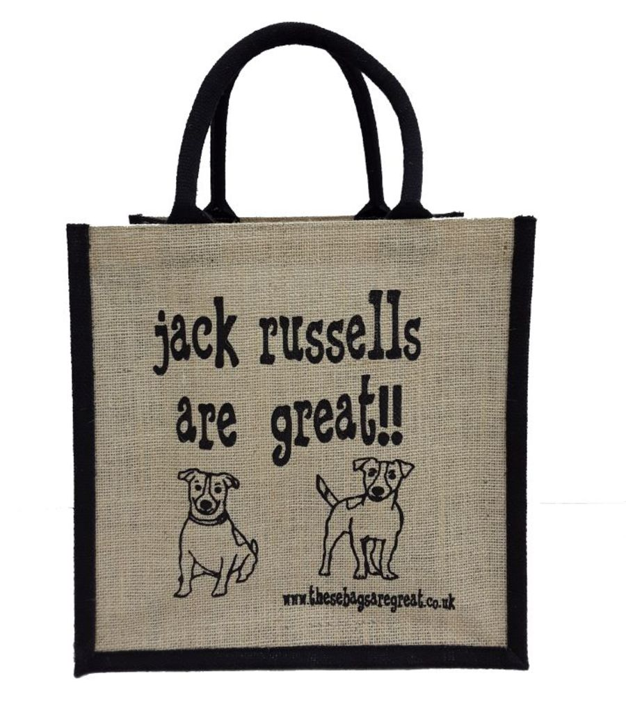 Jack Russells are Great Bag