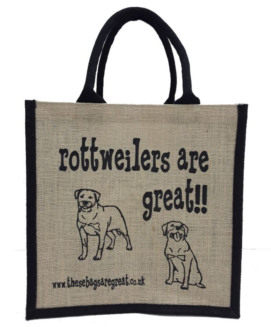 Rottweilers are Great Bag