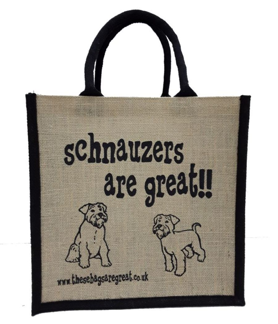Schnauzers are Great Bag