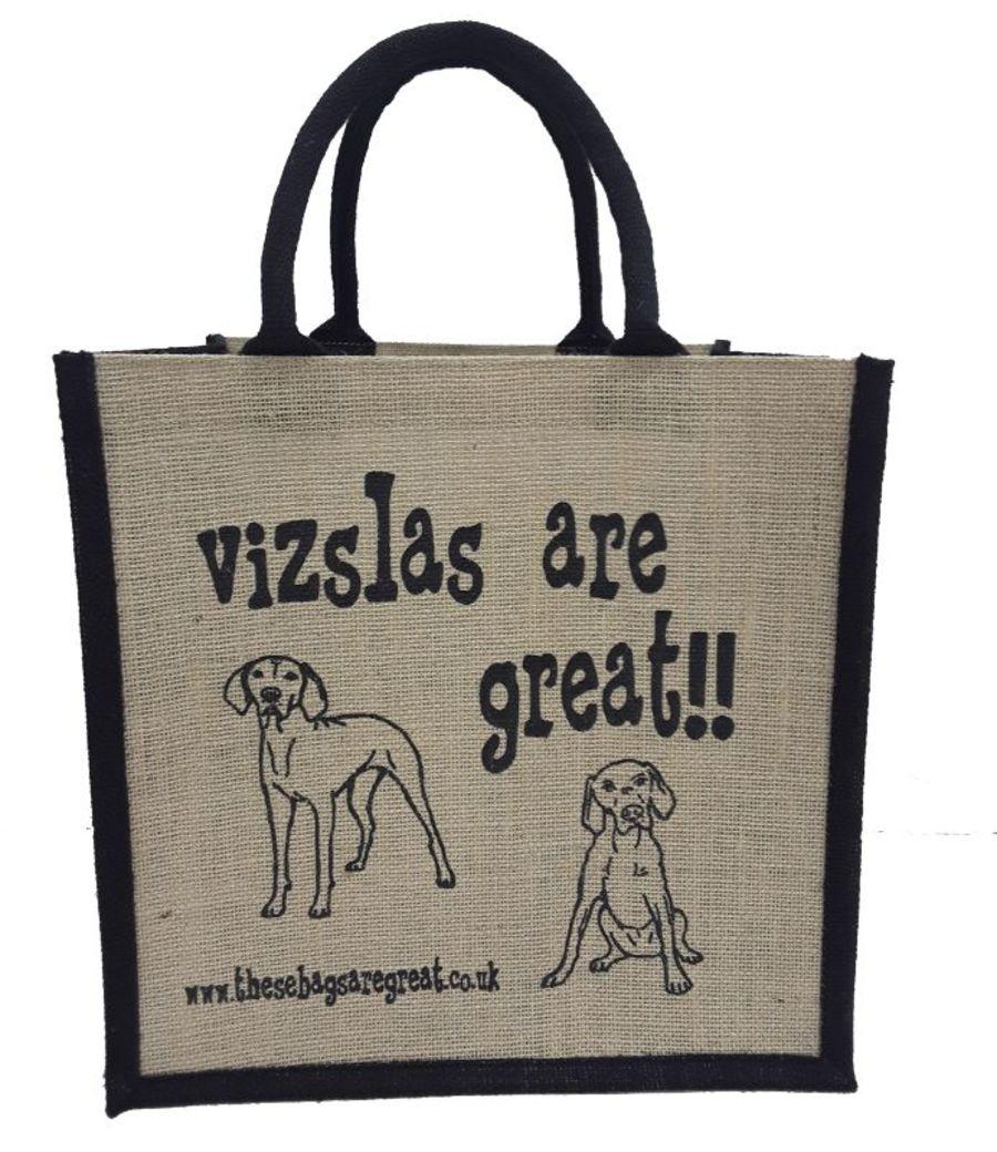 Vizslas are Great Bag