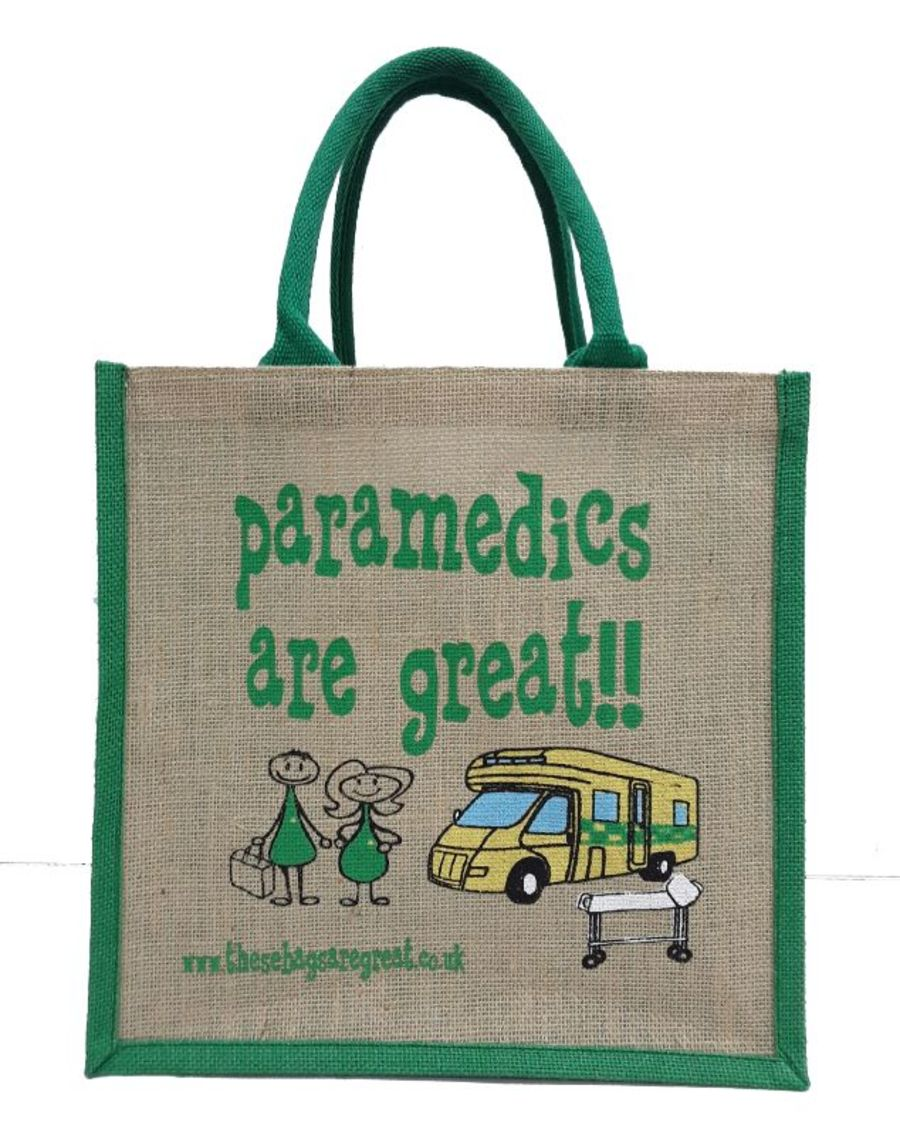 Paramedics are Great Bag