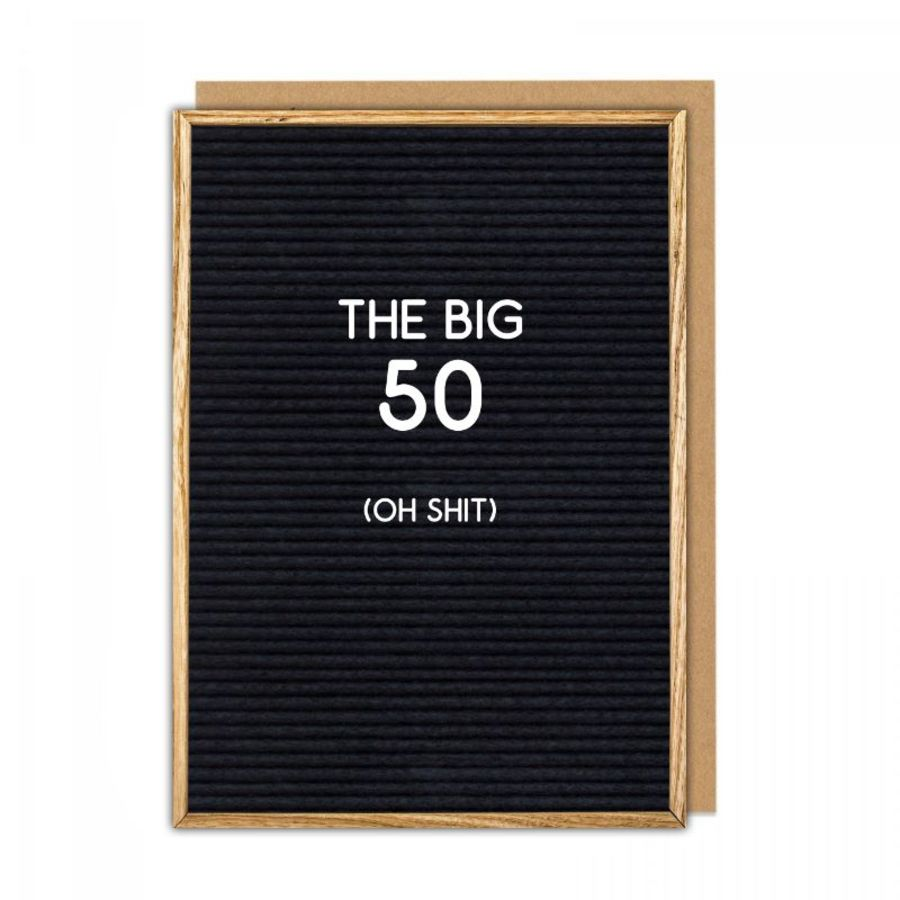 big 50
