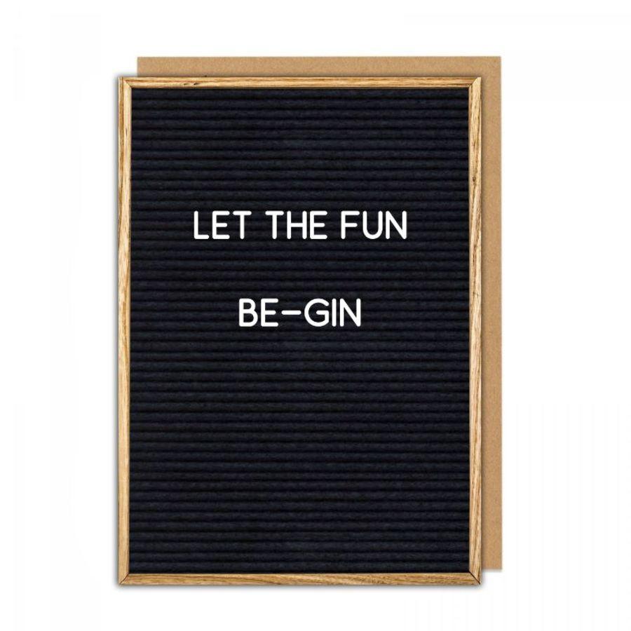 fun be-gin