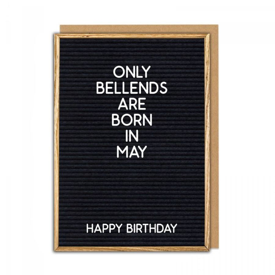 bellends may