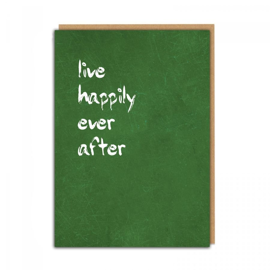 live happily (green)