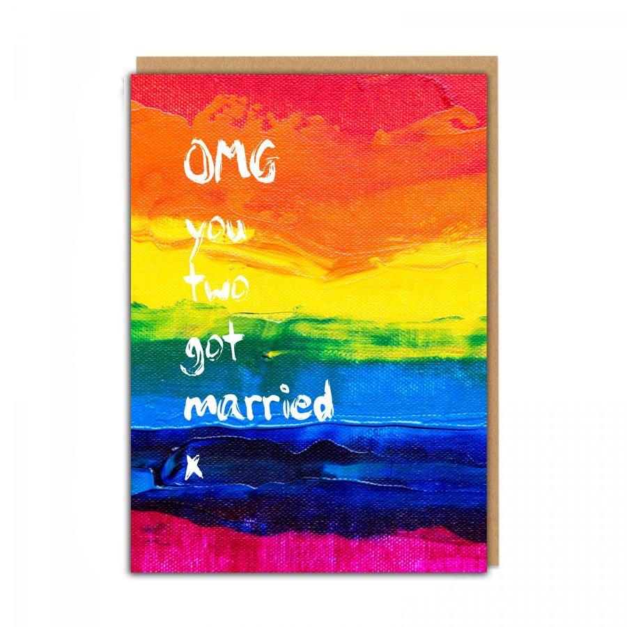OMG married