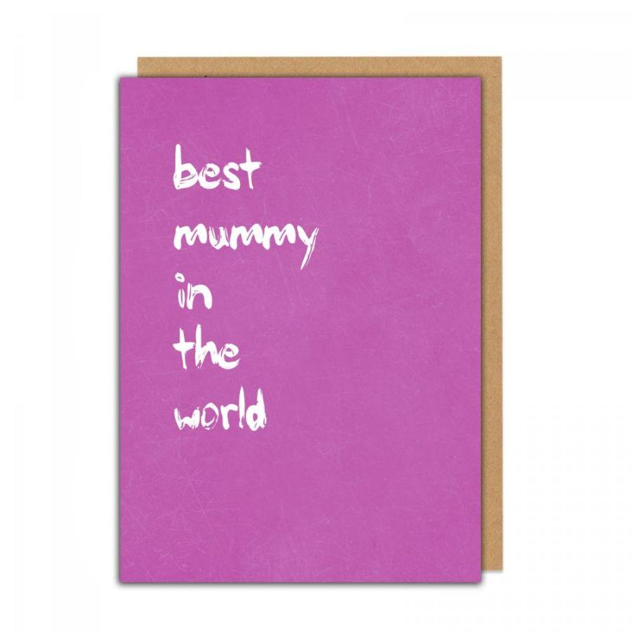 best mummy in world