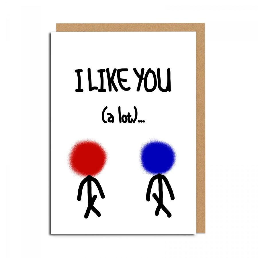 like you a lot gay