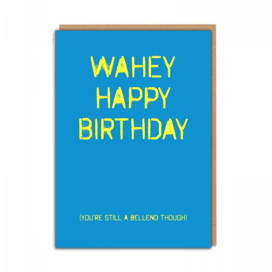 wahey birthday