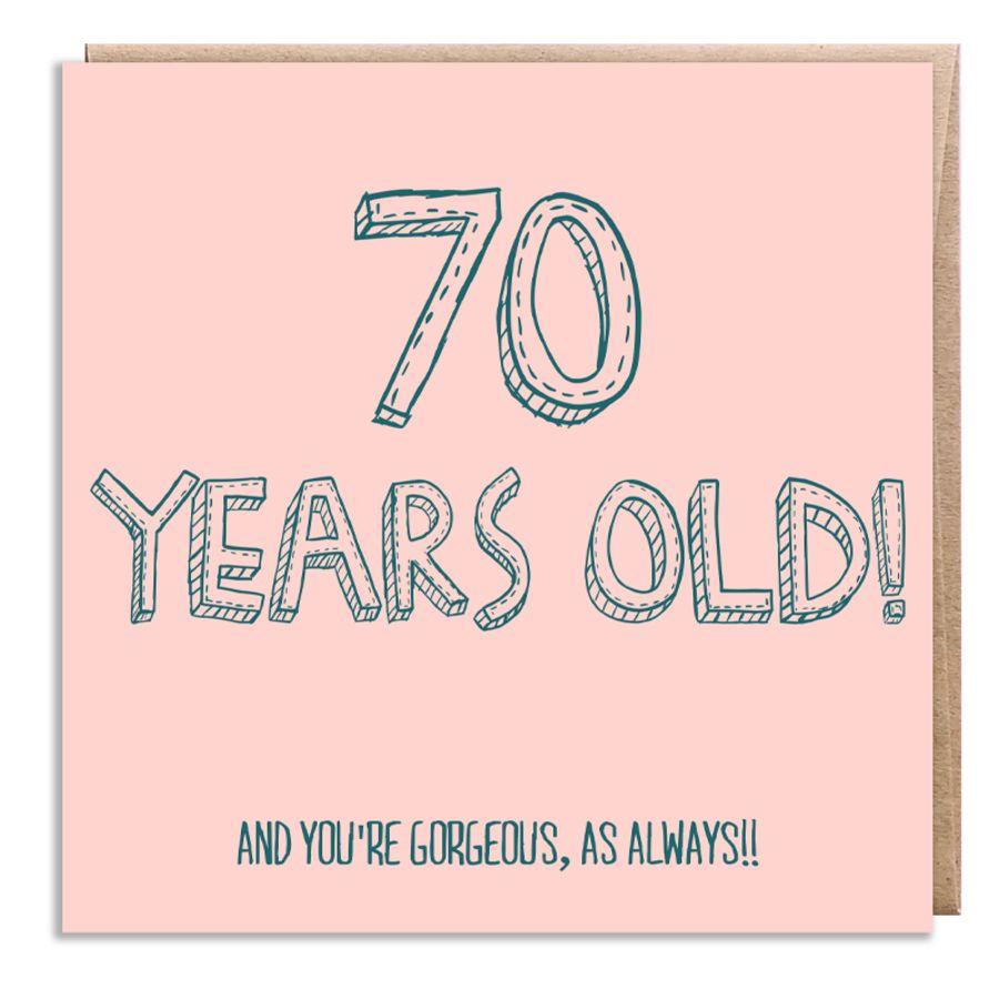 70 gorgeous