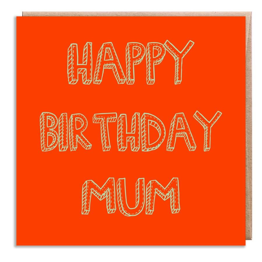 mum orange