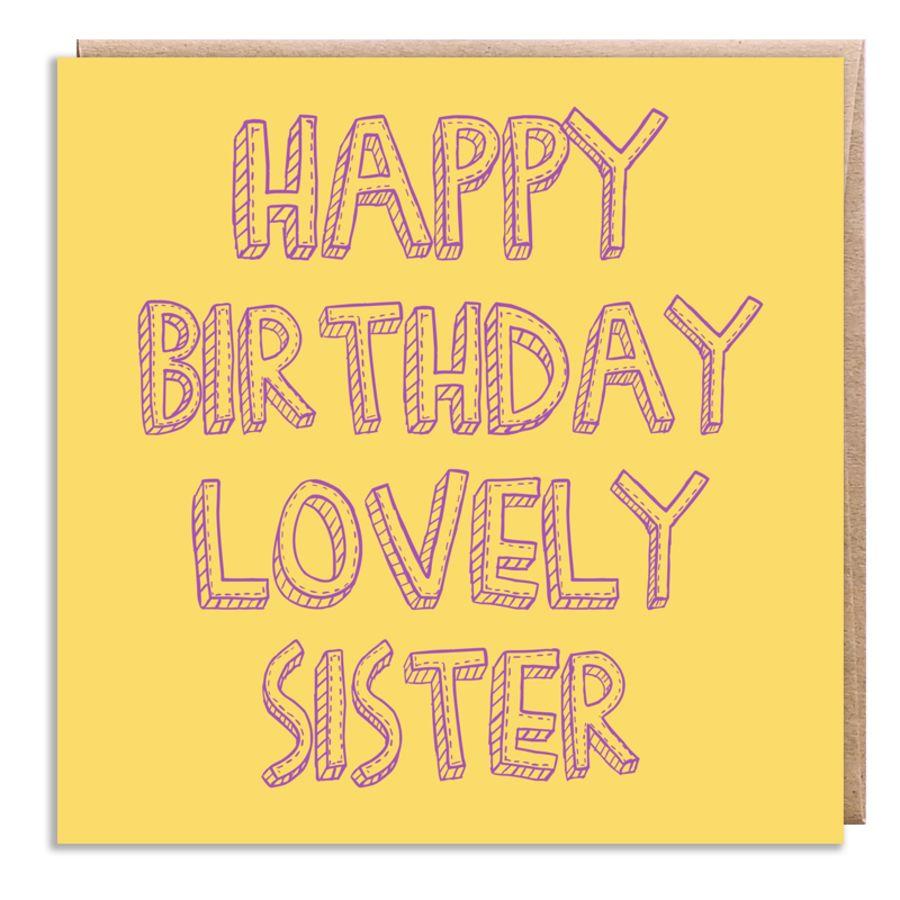 sister yellow