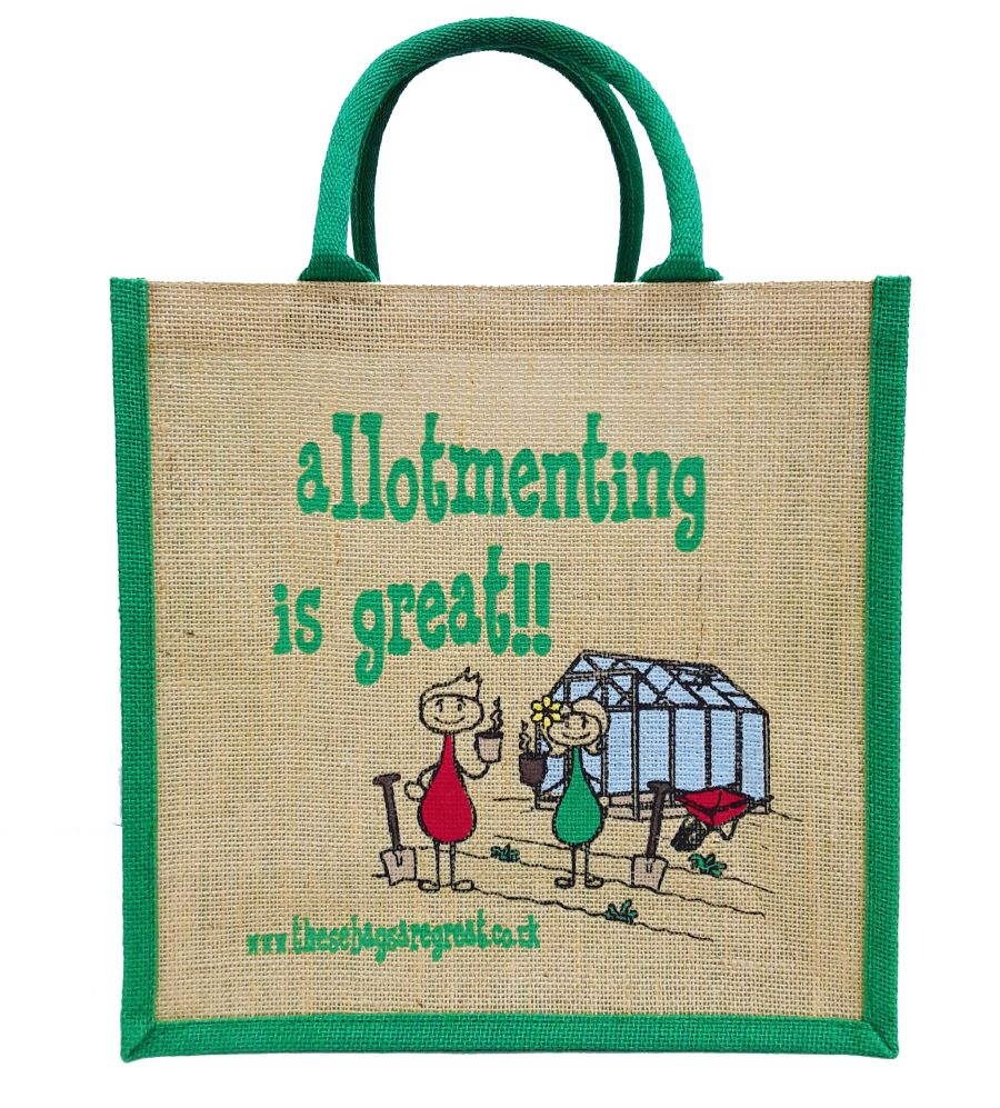 Allottmenting is Great Bag