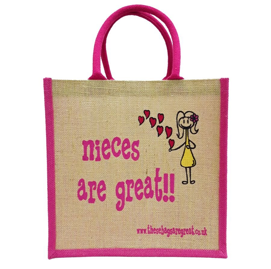 Nieces are Great Bag