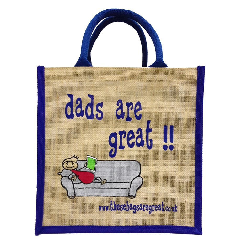 Dads are Great Bag