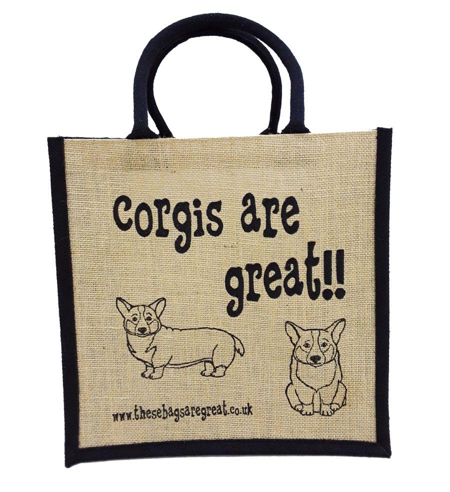 Corgis are Great Bag