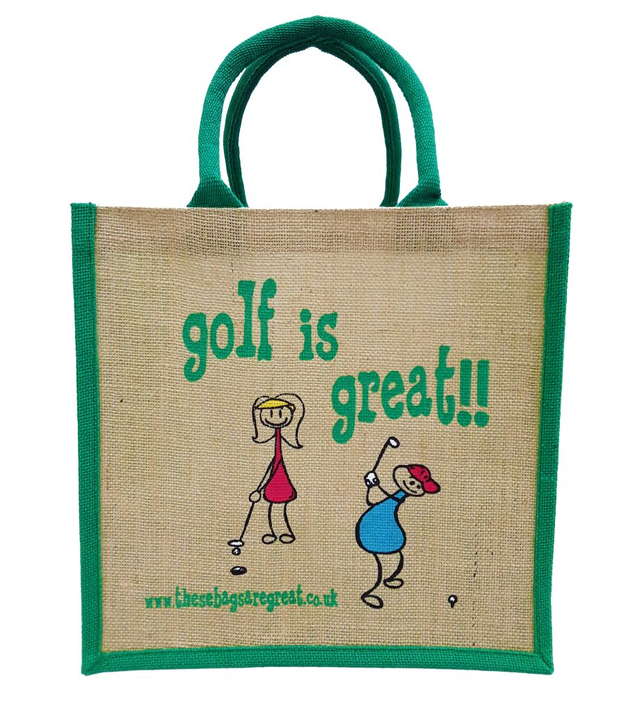 Golf is are Great Bag