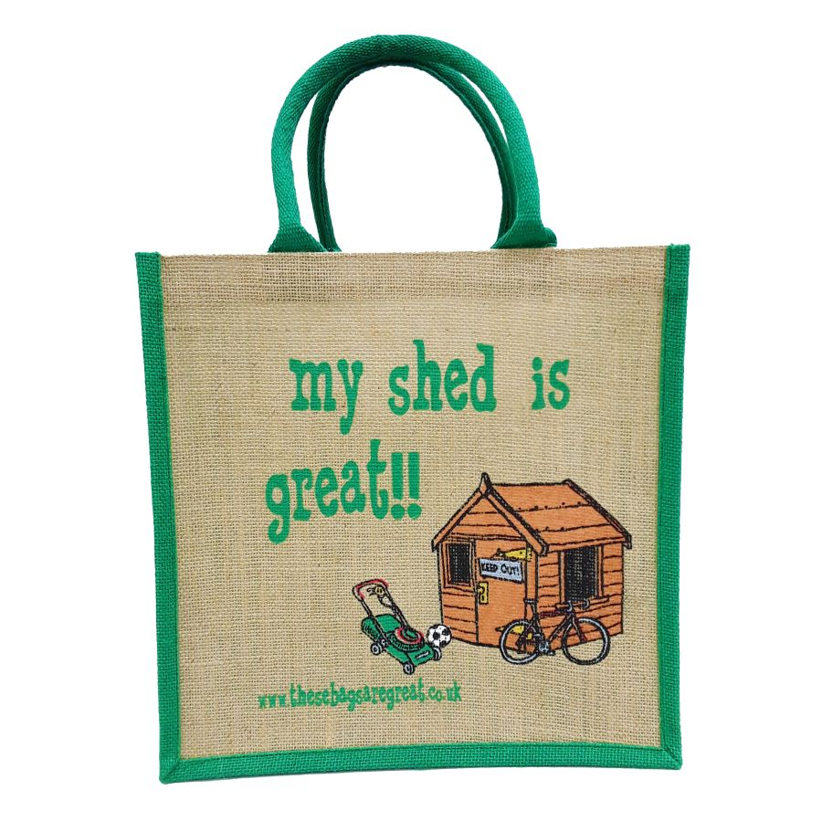 My Shed is Great Bag