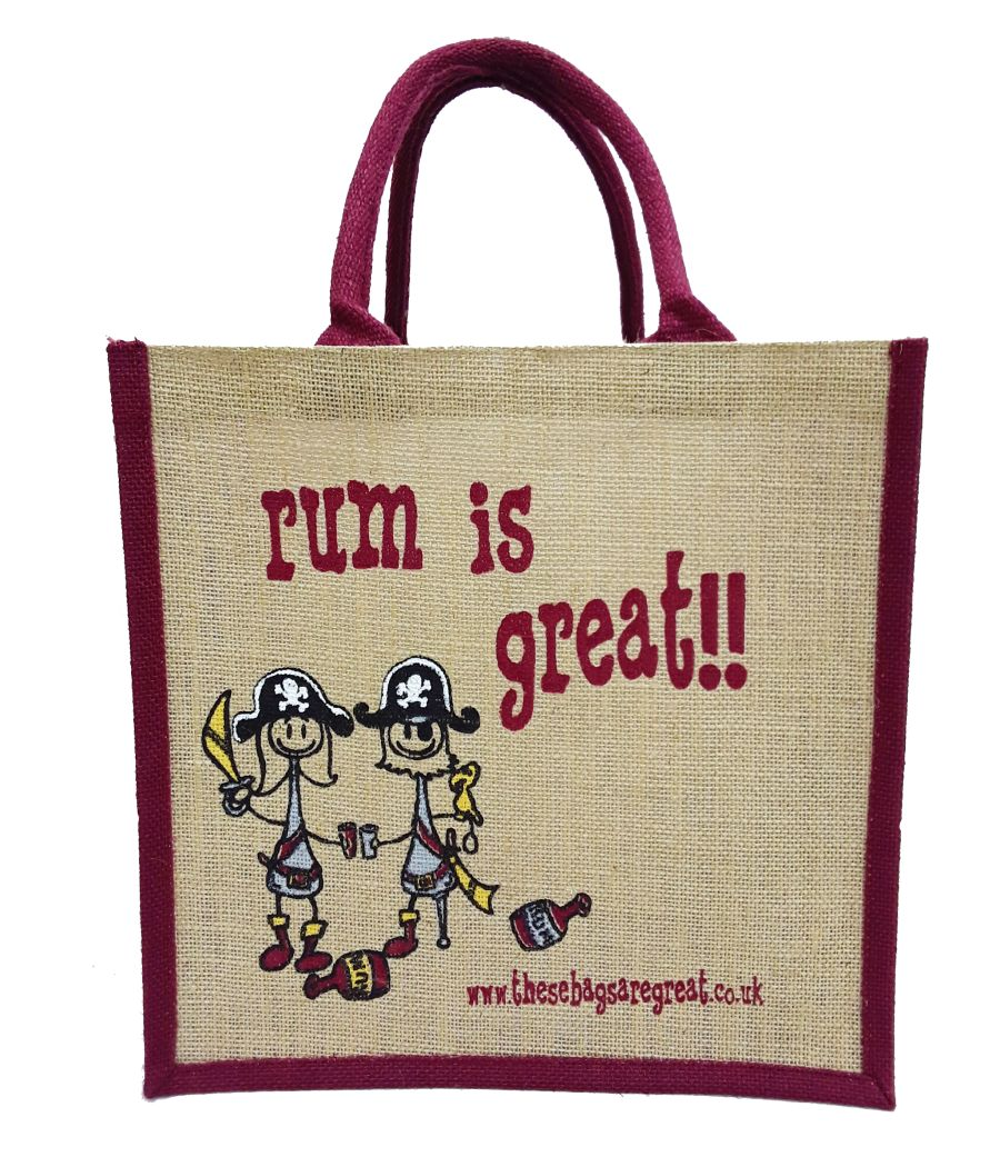 Rum is Great Bag