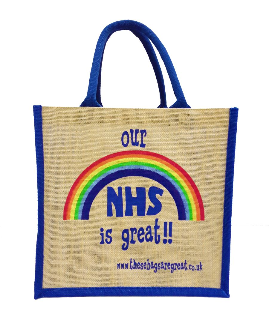 Our NHS is Great Bag