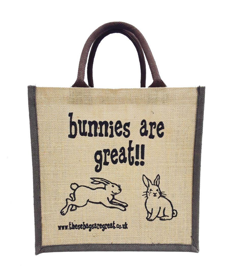 Bunnies are Great Bag