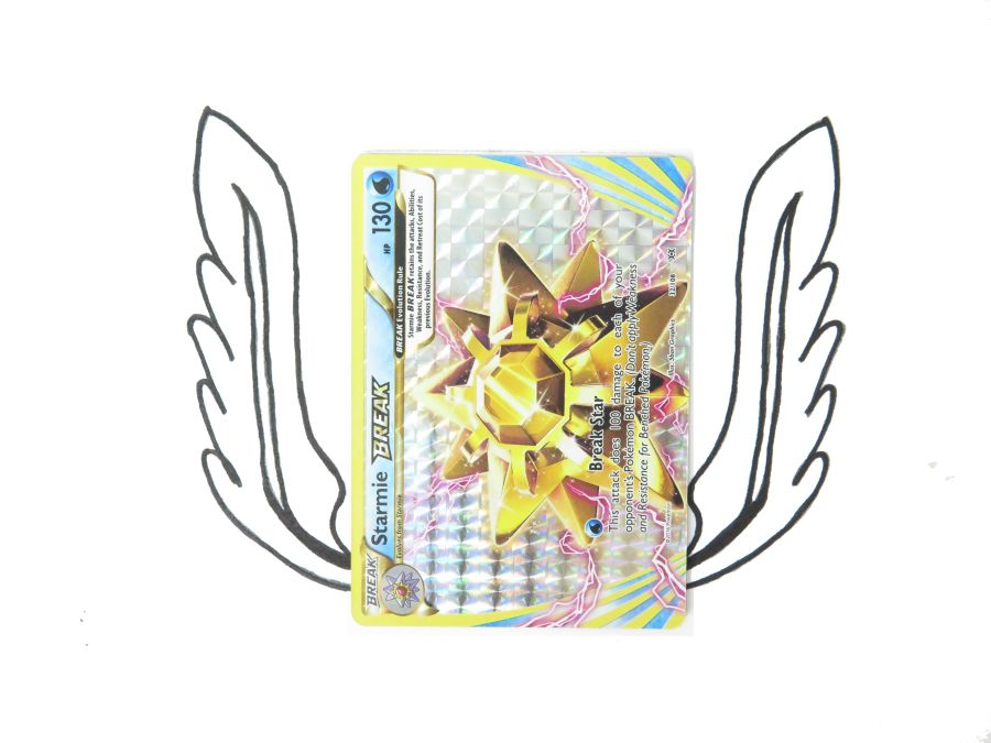 XY Evolutions Starmie BREAK - 032/108 - Single Card