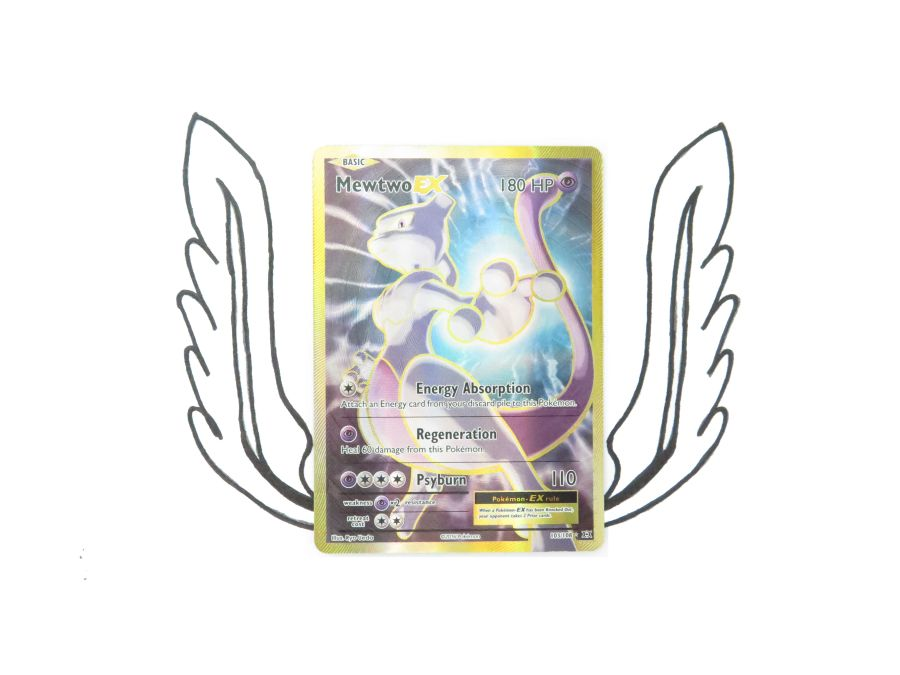 XY Evolutions Metwo EX Full Art - 103/108 - Single Card