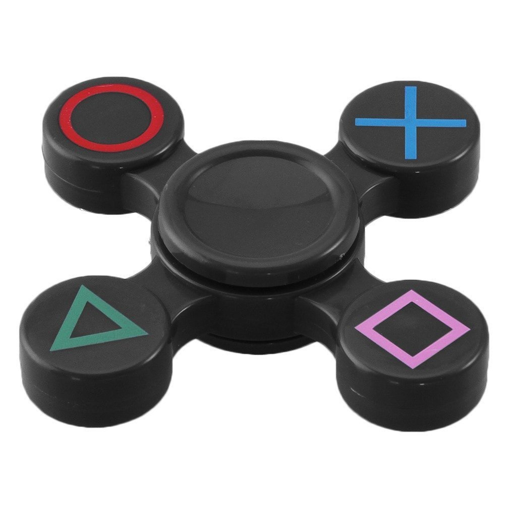 PlayStation Gaming Controller Fidget Spinner