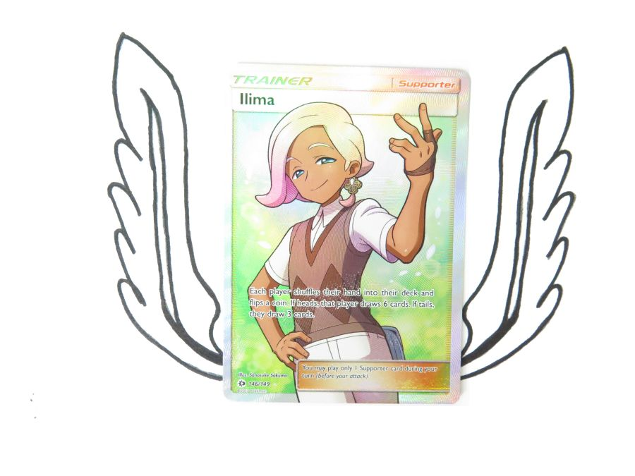 Sun & Moon Base Set Trainer Llima - 146/149 - Single Card