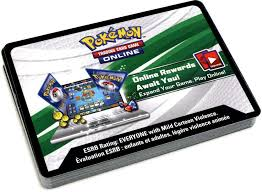 Pokemon Sun & Moon Shining Legends Code Card - Mewtwo Pin Collection