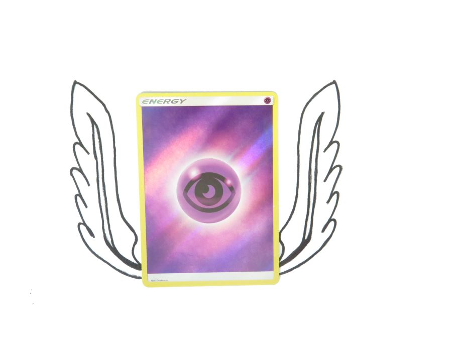 Pokemon - Shining Legends Psychic Energy Reverse Holo 000/073 - Single Card