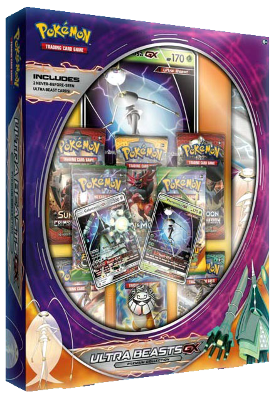 Pokemon - Ultra Beasts - Pheromosa-GX Premium Collection