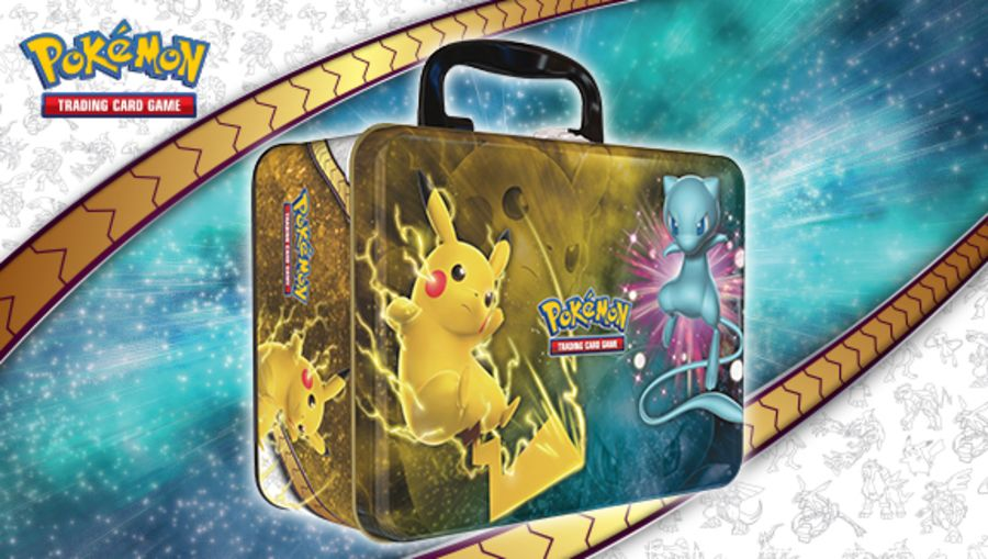 Pokemon - Shining Legends Pikachu Collector Chest Tin