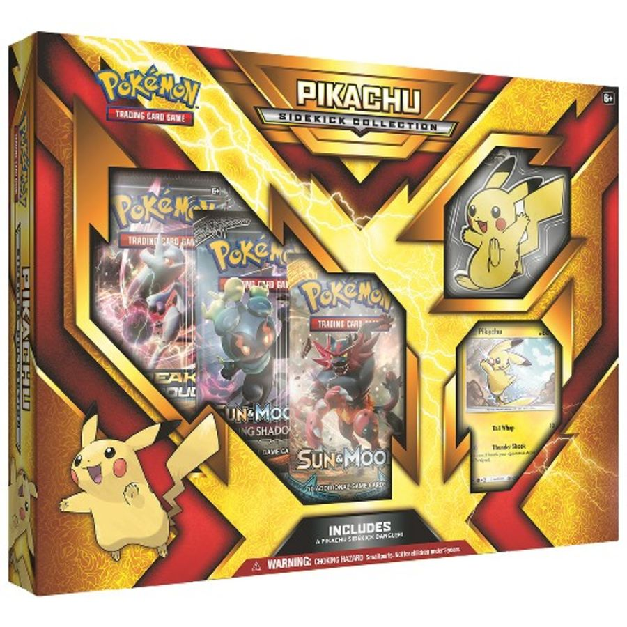 Pikachu Sidekick Collection - American Exclusive