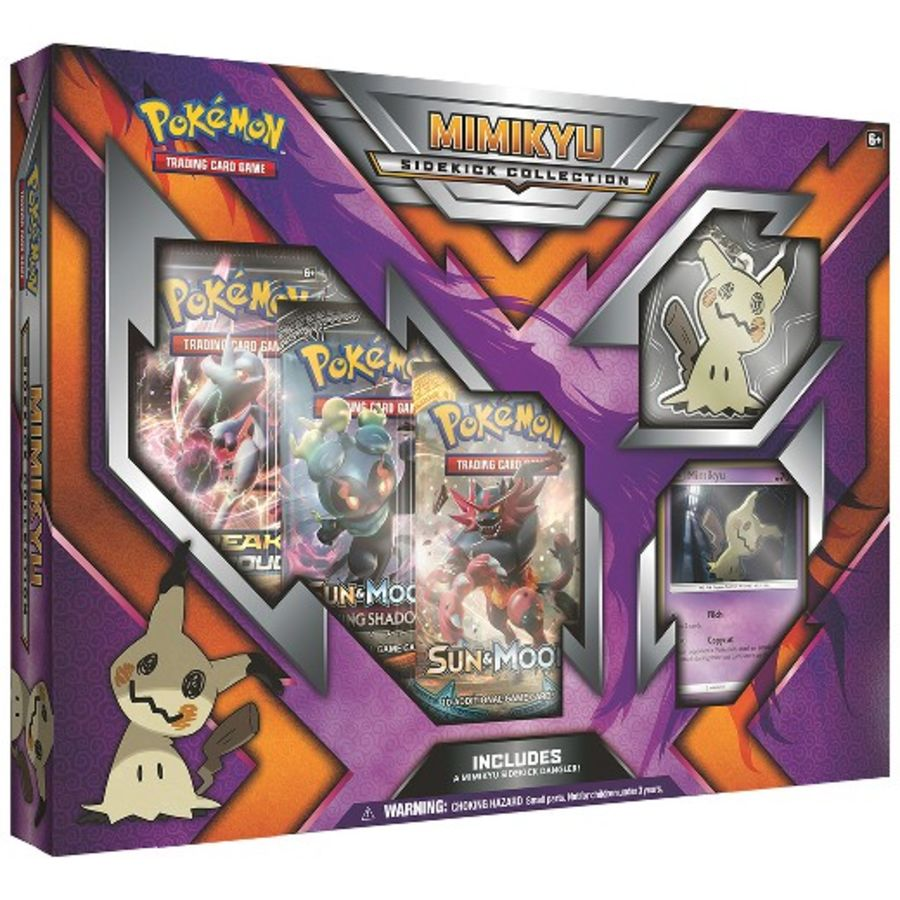 Mimikyu Sidekick Collection - American Exclusive