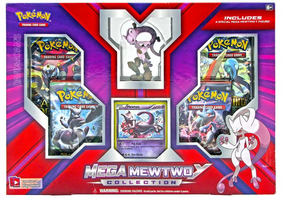 Pokémon TCG: Mega Mewtwo Y Collection