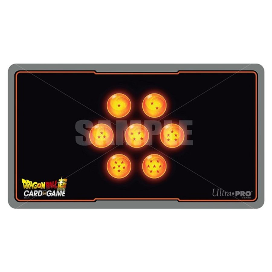 Dragon Ball Super Playmat- Dragon Balls