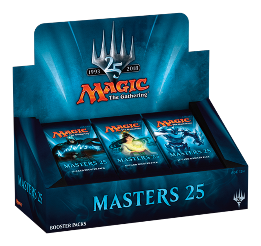 Magic The Gathering - Masters 25 - Booster Box