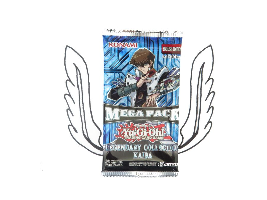 Yu-Gi-Oh! Legendary Collection Kaiba Mega Pack x 3