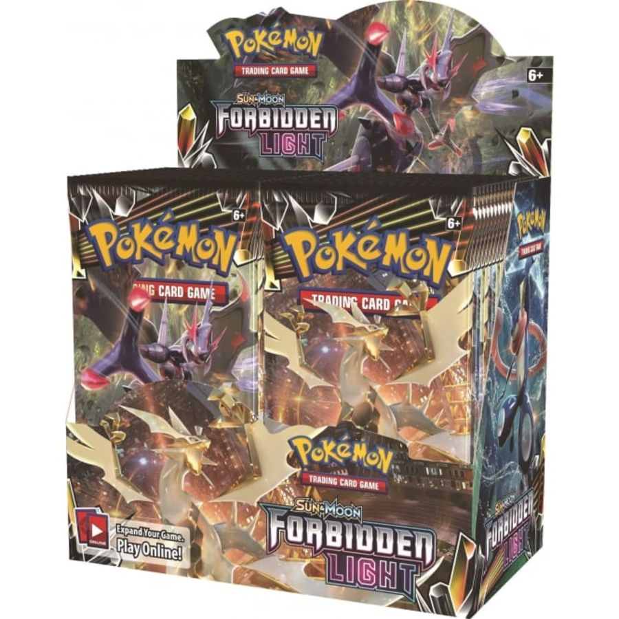 Pokemon - Sun & Moon Forbidden Light - Booster Box