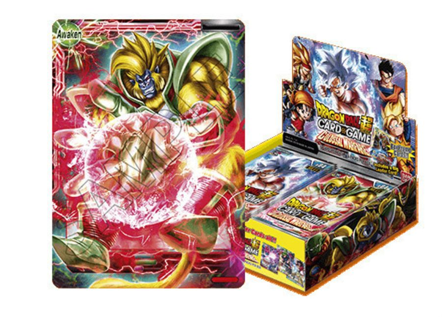 Dragon Ball Super Card Game - B04 Colossal Warfare - Booster Box