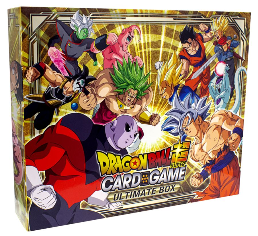 Dragon Ball Super Card Game - Ultimate Box - Booster Box