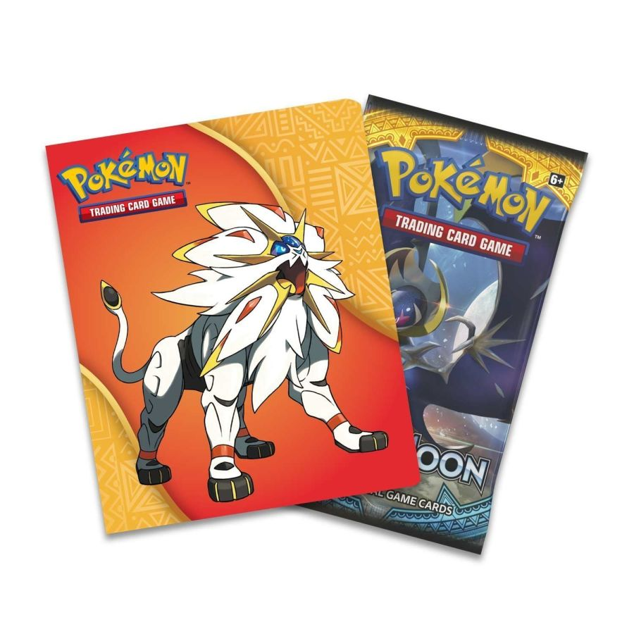 Sun & Moon Collectors Album with Sun & Moon Booster pack